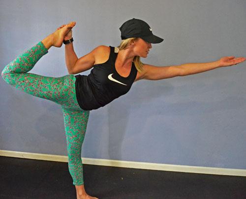 Pilates & Yoga at Home